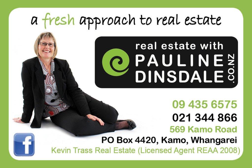 Pauline Dinsdale Real Estate - The Business Finder